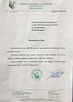 Referencje z Legii Warszawa