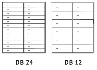skrytki depozytowe DB-24 i DB-12