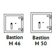 sejfy Bastion M 46 i 50
