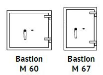 sejfy Bastion M 60 i 67
