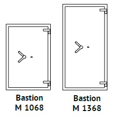 sejfy Bastion M 1068 i 1368
